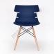 Дополнительное фото №1 - Стул PW-030 Eames style blue