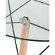 Дополнительное фото №0 - Обеденный стол EAMES DSW d60 стекло