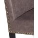 Дополнительное фото №1 - Стул барный коричневый PJH045-PJ710