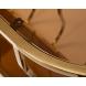 Дополнительное фото №2 - Консоль коричневое стекло/золото 13RXC4034-GOLD