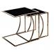 Дополнительное фото №1 - Журнальный столик на металлическом каркасе 13RX5076M-GOLD