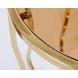 Дополнительное фото №0 - Стол журнальный 13RXET4036-GOLD