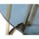Дополнительное фото №0 - Столик журнальный золотой с темным стеклом 47ED-ET062GOLD