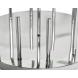 Дополнительное фото №0 - Стол журнальный круглый со стеклом GY-CT8089