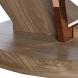 Дополнительное фото №1 - Обеденный стол круглый 30F-908