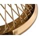 Дополнительное фото №2 - Стол обеденный круглый иск. мрамор 76AR-DT805