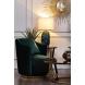 Дополнительное фото №3 - Кресло вращающееся 48MY-2573 темно-зеленое