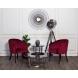 Дополнительное фото №4 - Кресло велюровое FC-32RE красное