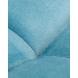 Дополнительное фото №6 - Стул LML-8025 Alex Square Морская волна велюр / белый