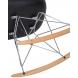 Дополнительное фото №6 - Кресло-качалка DAW ROCK LMZL-PP620A Черный