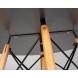 Дополнительное фото №4 - Стол CHELSEA LMZL-TD108 Темно-серый