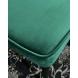 Дополнительное фото №3 - Стул NEPAL-P Зеленый / черный каркас