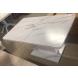 Дополнительное фото №6 - Стол ALTA 140 Белый мрамор