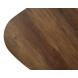Дополнительное фото №1 - Стол журнальный WOOD 62S 12 орех винтажный