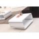 Дополнительное фото №0 - Журнальный столик Opus Quadro белый глянец