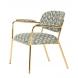 Дополнительное фото №0 - Кресло КЭРОЛ с орнаментом