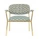 Дополнительное фото №3 - Кресло КЭРОЛ с орнаментом