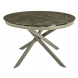 Дополнительное фото №0 - Обеденный стол MC-1907DT MK-7510-BR Керамика Коричневый