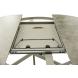 Дополнительное фото №3 - Обеденный стол MC-1907DT MK-7510-BR Керамика Коричневый