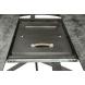 Дополнительное фото №3 - Обеденный стол MC-1907DT MK-7510-GR Серый
