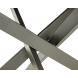 Дополнительное фото №6 - Обеденный стол MC-1907DT MK-7510-GR Серый